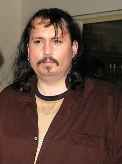 A Fake Fat Johnny Depp