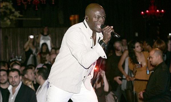 Seal, clubbing
