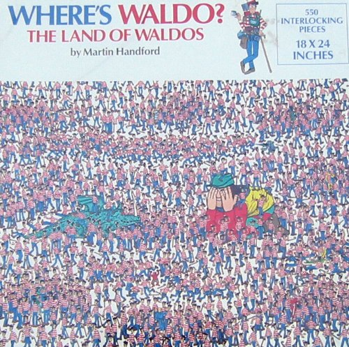 Terrible waldo puzzle